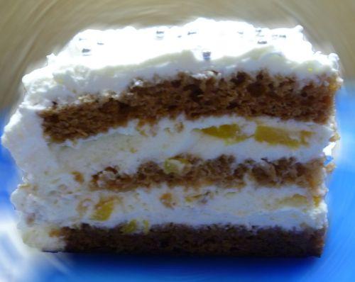 Творожно сливочный торт рецепт фото